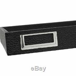 250 Gem Jars Display & Jewelry Storage Case