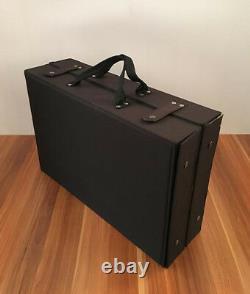 64 Pairs Optical Glasses Portable Eyeglasses Display Case Suitcase Storage