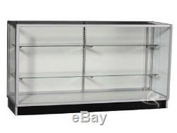 70 Extra Vision Showcase Display Case Store Fixture Knocked Down #KD6G