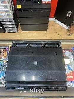 ALS Sega Genesis Console Game Storage Container Display Case Organizer