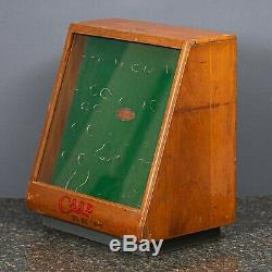 Antique/Vintage Case xx Cutlery Glass Counter Top Store Knife Display Case