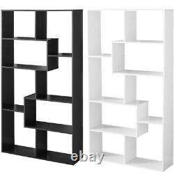 Beautiful Cube Book Case Shelf Display Decorative Storage Unit Collectibles Vase