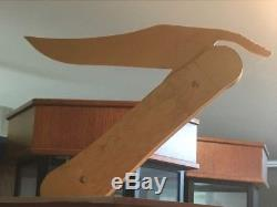 Case Knife Display (floor)with Display Boards (No Knives) & Storage! LOW PRICE