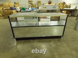 Display Case Store BLACK