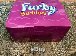 Furby Buddies Variety Pack in RARE Store Display Case Rare Lot ABSOLUTELY MINT