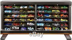 Hot Wheels Display Case 83 Chevy Silverado 50th Anniversary Gift Toy Storage NEW