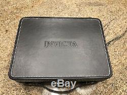 Invicta 8 Slot Full Zipper Watch Display Storage Case