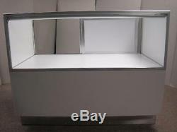 Jewelry 50 Store Retail Commercial Glass Gray Display Case Showcase Drawer