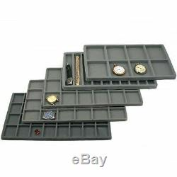 Jewelry Organizer Chest Drawer Storage Display Case Box Holder Necklace Earring