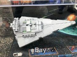 LEGO Star Wars Store Display Case E321427 05-2014