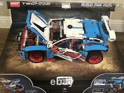 LEGO Technic 42077 Rally Car STORE DISPLAY CASE With Motion Sensor Lights Target