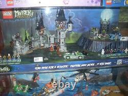 Lego Movie monster fighters Toys R Us Store Display Case Sets