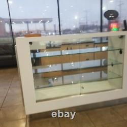 Mall Kiosk with Display and secure storage price/ OR BEST OFFER