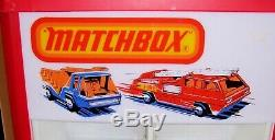 Matchbox Rotating Store Display Case Vintage