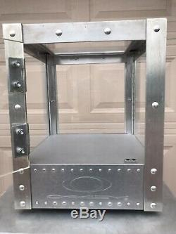 Oakley Display Case Cube With Aluminum Storage Case. Very Rare, Hard To Find