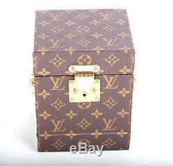 @Rare@ Louis Vuitton watch winder box case storage display power rotation