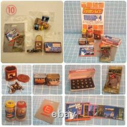 Re-ment Petit Sample Series Various Lot Miniature Display Case Convenience Store