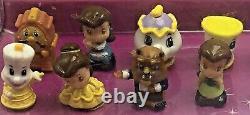 Squinkies Store Display Acrylic Case Lot Disney Princess Hello Kitty Barbie Doos