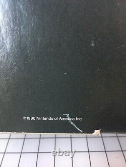 Super Mario Bros 3 McDonalds Happy Meal Store Display Case 1990 Nintendo SMB NES