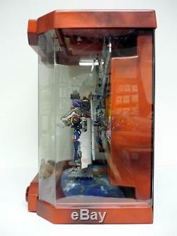TRANSFORMERS ULTIMATE OPTIMUS PRIME Store Display Case 24 DOTM COMPLETE 2011