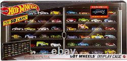 Toy Car Display Case Storage 55 Chevy Gasser Wall Mounted Or Stand Alone