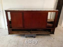 Vintage Antique Store Display Case