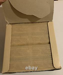 Vintage Box Case Cadbury Shortcake Chocolate Biscuit NOS Store Counter Display