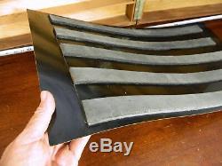 Vintage Model Railroad Train Custom Made Wood Storage/Display Case/Box HO