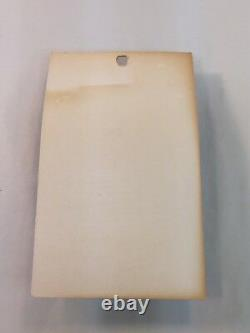 Vintage Park Industries Florentine Cigarette Case Store Display With 12 Cases USA