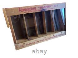 Vintage Remington storage display case For 22s in original condition