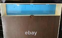 Vintage TIMEX Waterproof Watch Store Merchandise Countertop Display Case