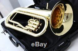 Yamaha YEP201 Euphonium Horn YEP 201 Baritone with Hard Case STORE DISPLAY